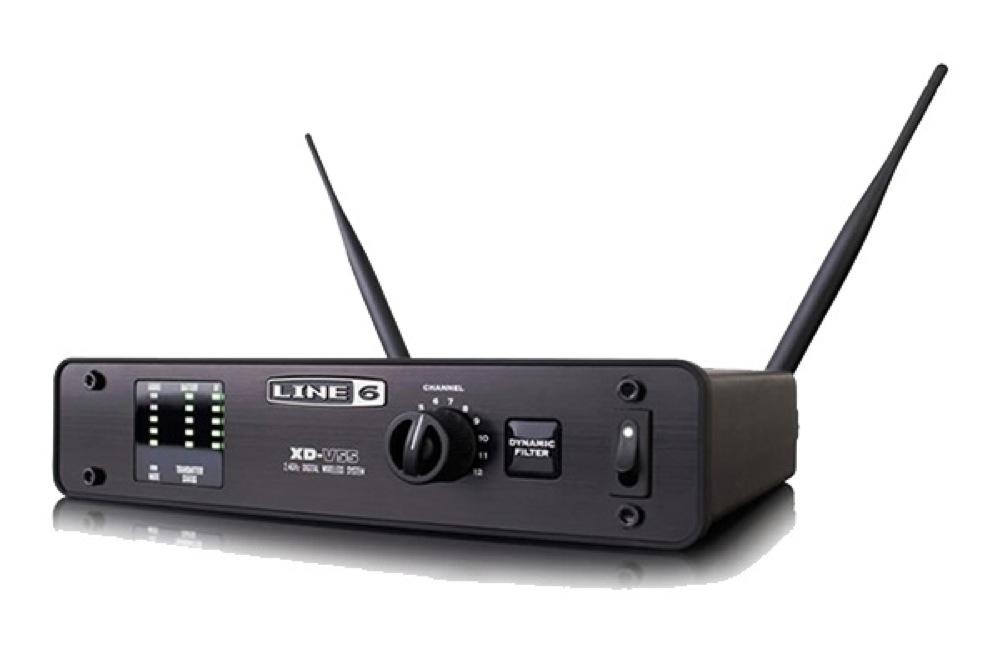 LINE6 V55-RX ワイヤレスレシーバー