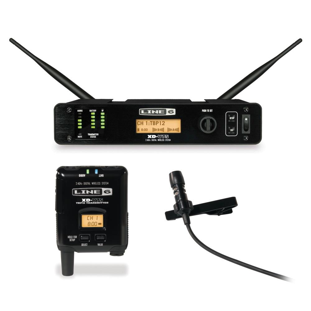 LINE6 XD-V75L デジタルワイヤレスマイクシステム
