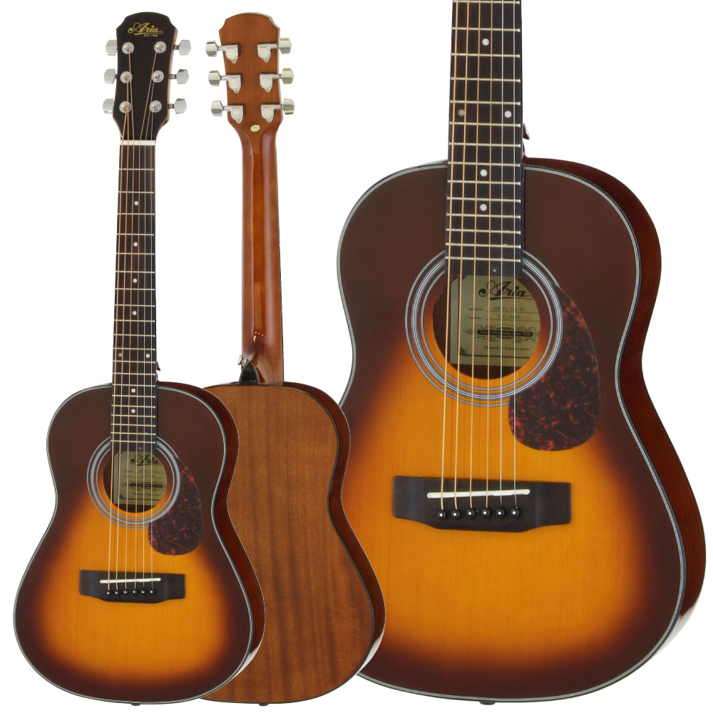 ARIA ADF-01 1/2 TS 1/2サイズ アコースティックギター