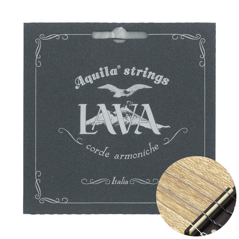 アクイーラ ラヴァシリーズ コンサートウクレレ用 AQUILA AQL-CR(112U) LAVA Ukulele Strings コンサートウクレレ弦