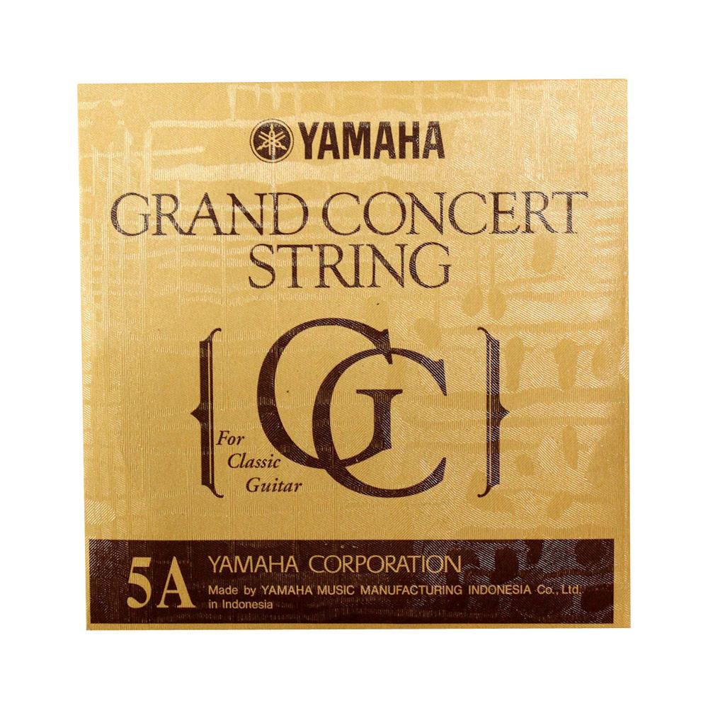 定番スタイル ヤマハ 高級クラシック弦 グランドコンサート 5弦用 クラシックギター S15 バラ弦 信憑 YAMAHA