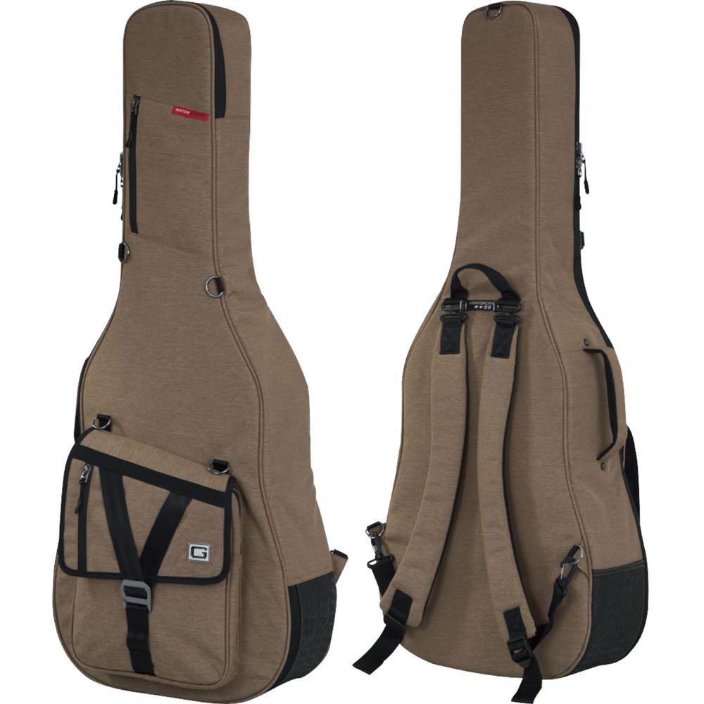 GATOR GT-ACOUSTIC-TAN アコースティックギター用ギグバッグ