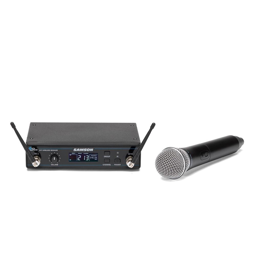SAMSON Concert 99 Handheld ESWC99HQ8J-B ワイヤレスシステム