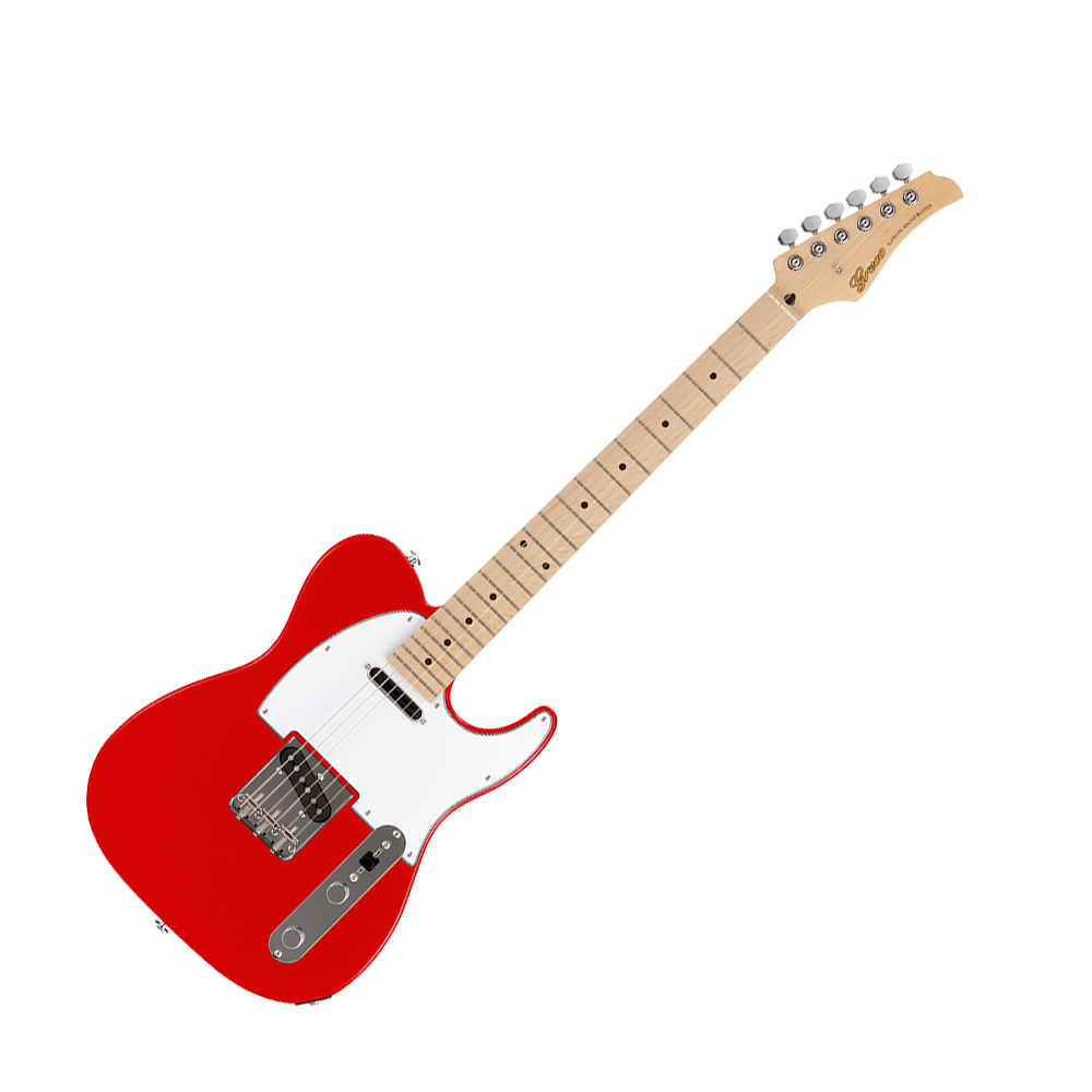 GRECO WST-STD RED Maple Fingerboard エレキギター
