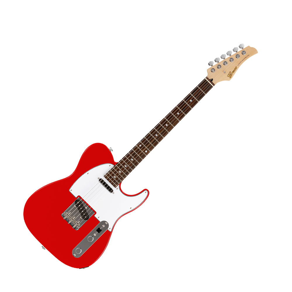 GRECO WST-STD RED Rosewood Fingerboard エレキギター