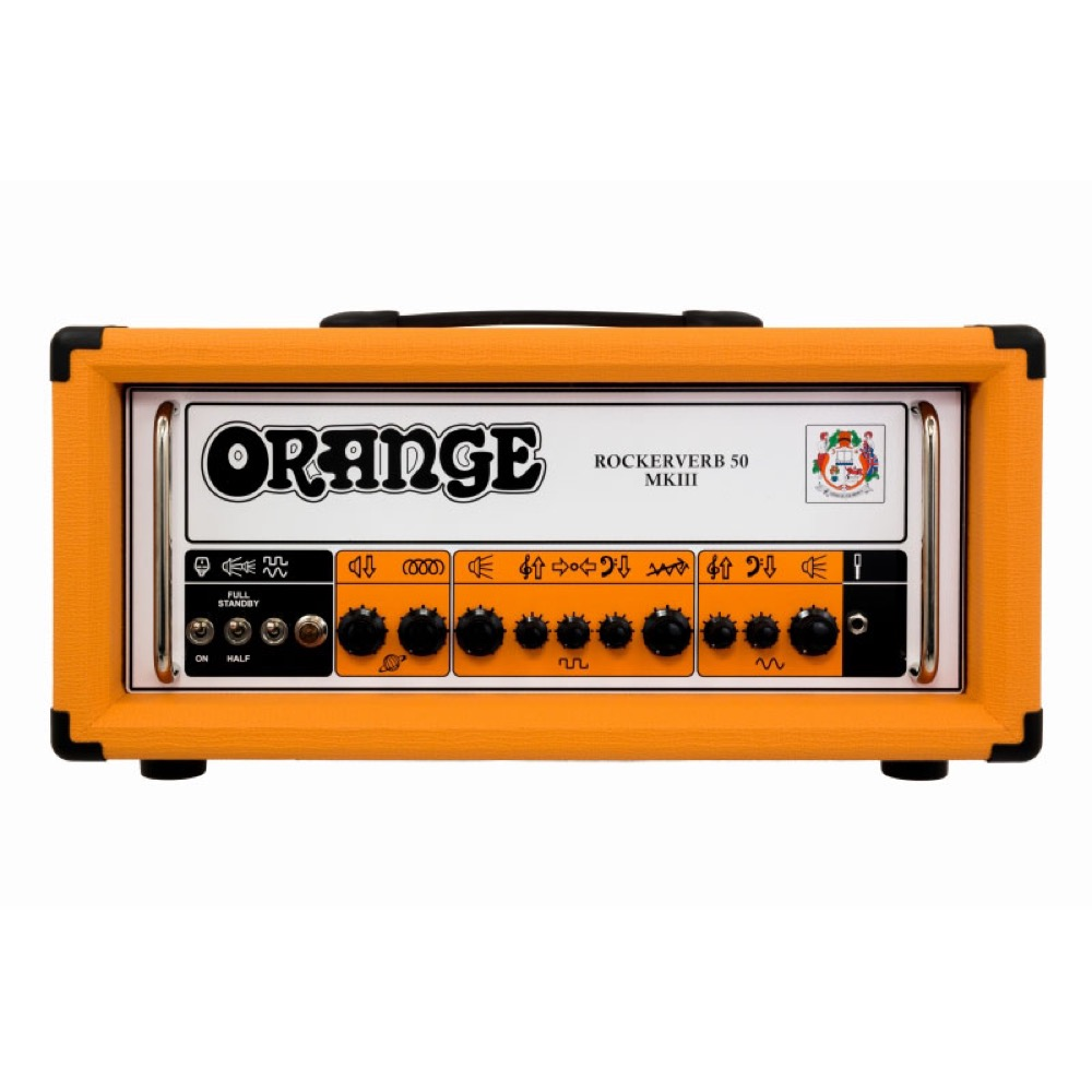 ORANGE ROCKERVERB 50H MK III ギターアンプヘッド