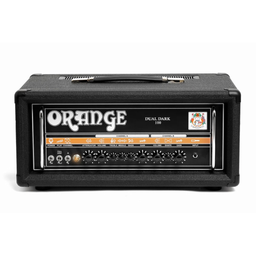 ORANGE DUAL DARK 100 ギターアンプヘッド