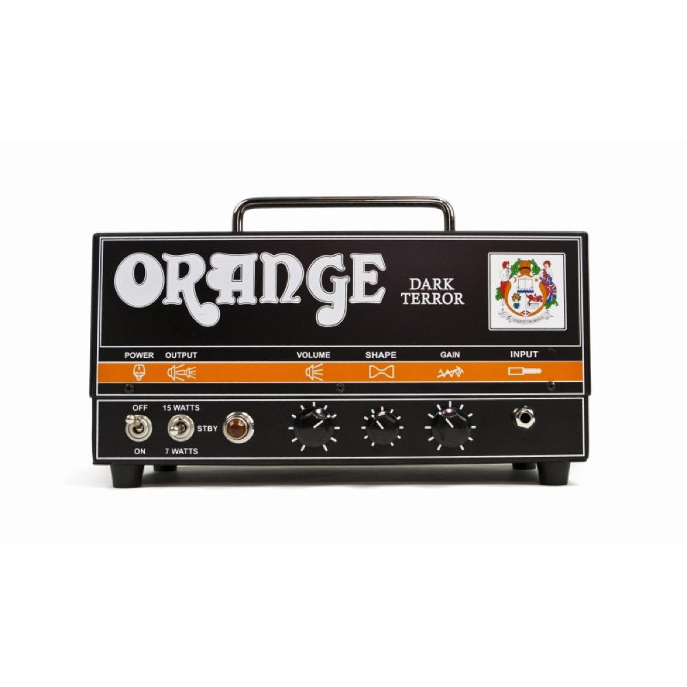 ORANGE DARK TERROR 15 HEAD ギターアンプヘッド