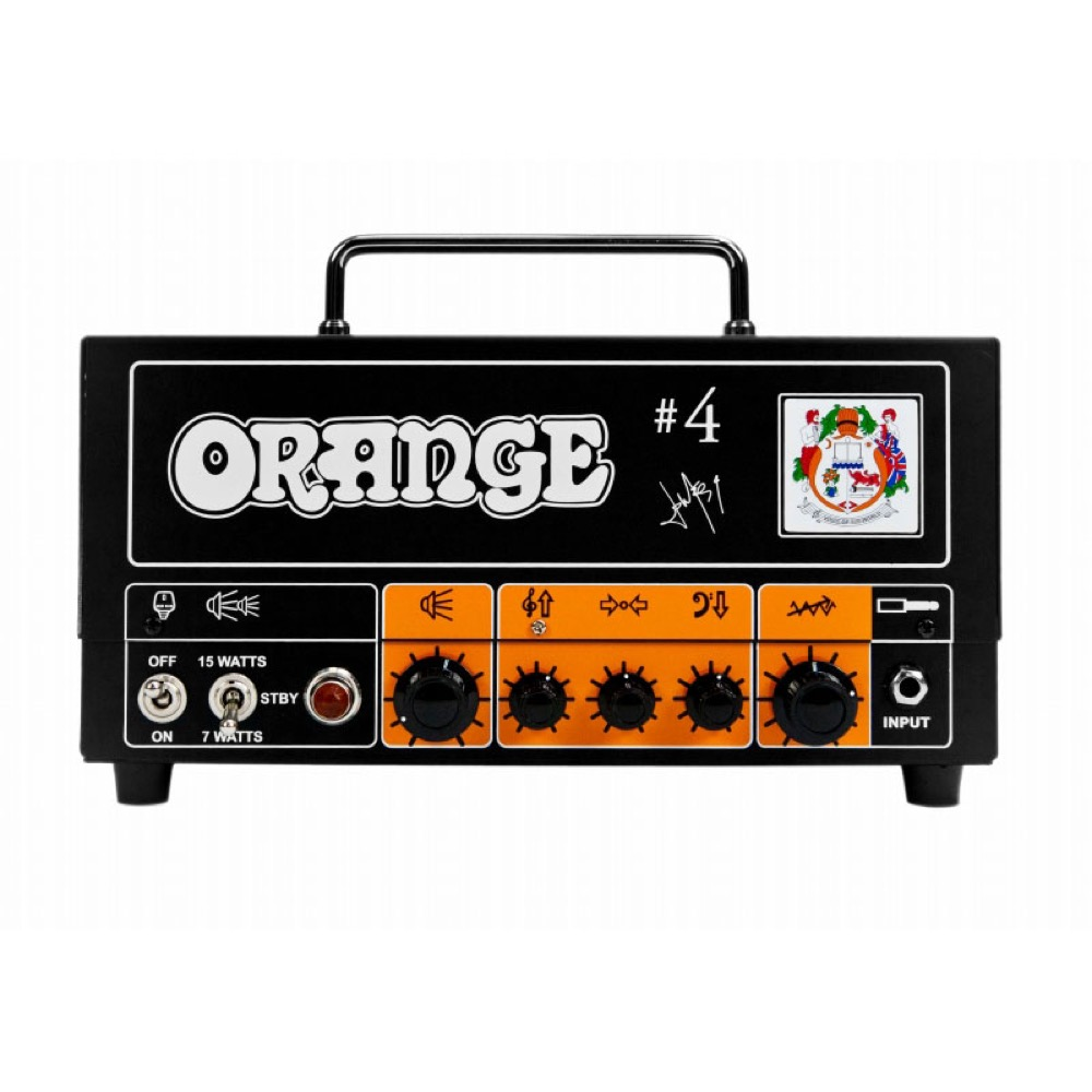 ORANGE Signature #4 JIM ROOT TERROR 15 HEAD ギターアンプヘッド