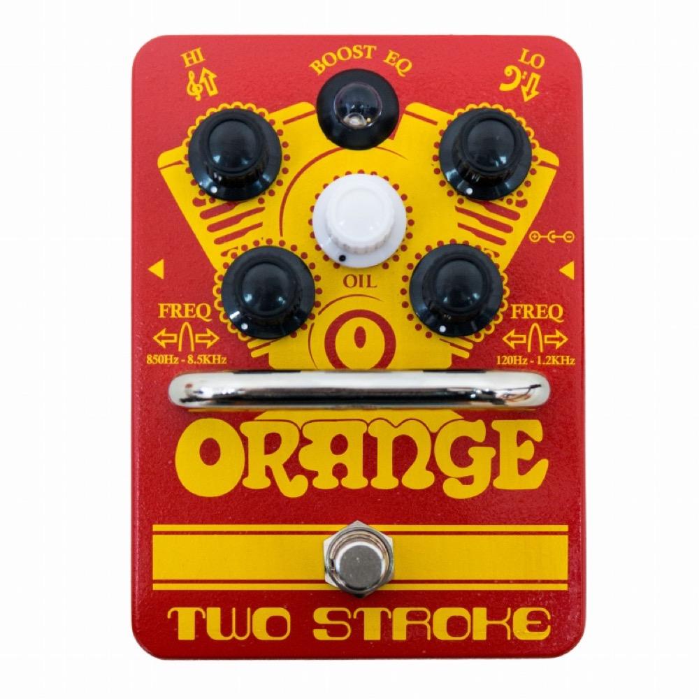 ORANGE Two Stroke エフェクター