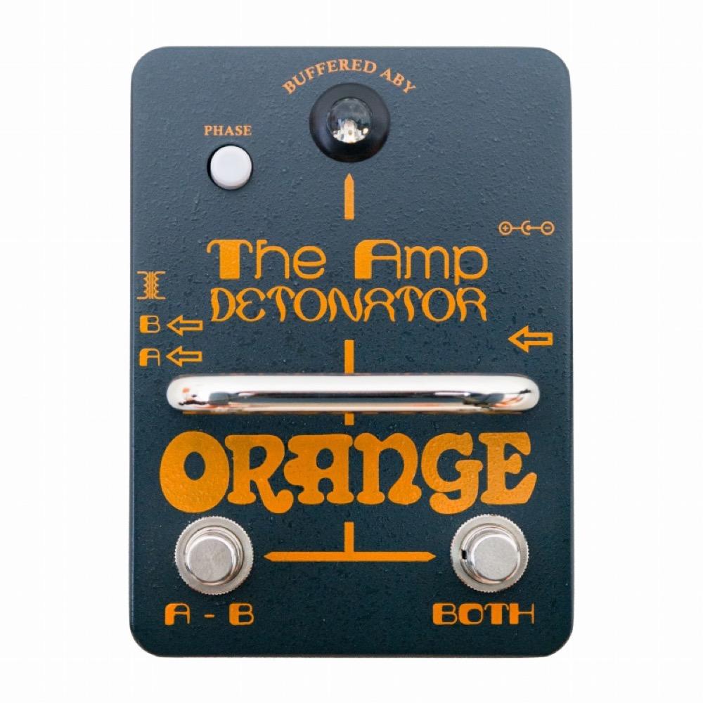 ORANGE Amp Detonator エフェクター
