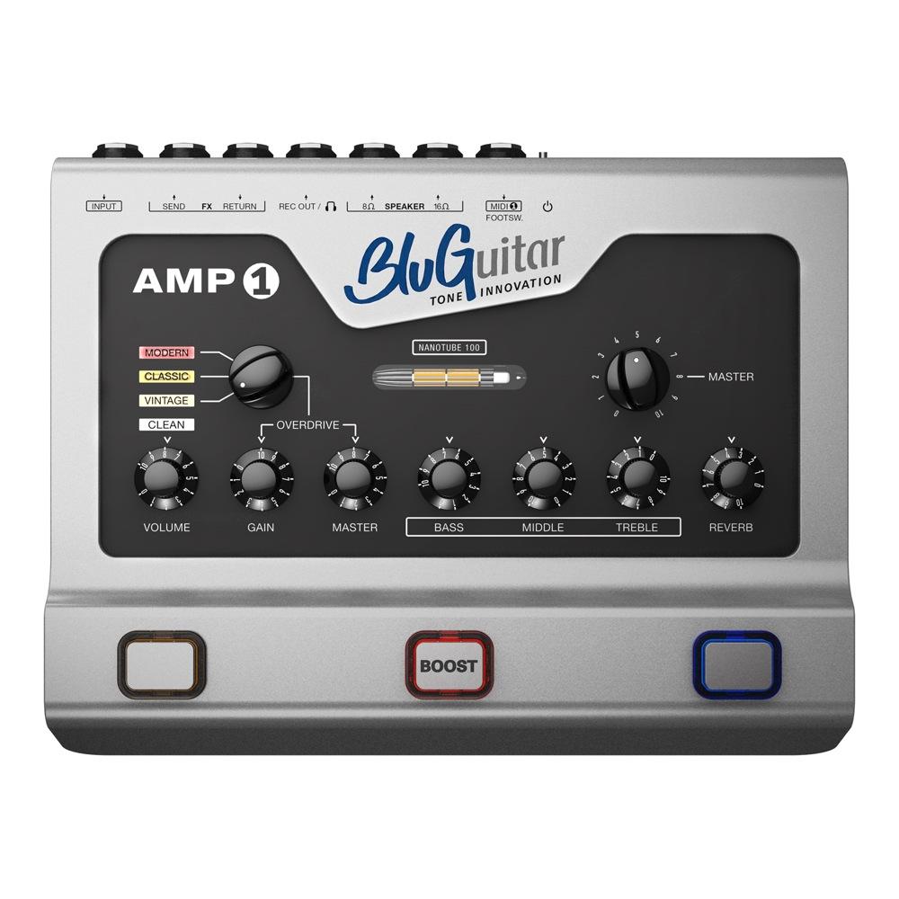 BluGuitar AMP1 NANOTUBE 100 小型ギターアンプヘッド