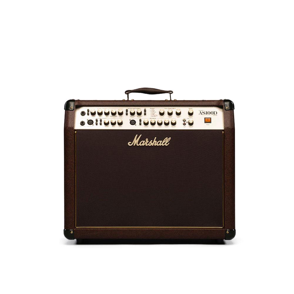 MARSHALL AS100D ACOUSTICSOLOIST エレクトリックアコースティックギター用アンプ