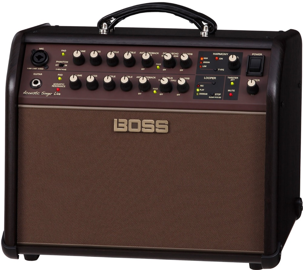 BOSS ACS-LIVE Acoustic Singer LIVE アコースティックギター用アンプ