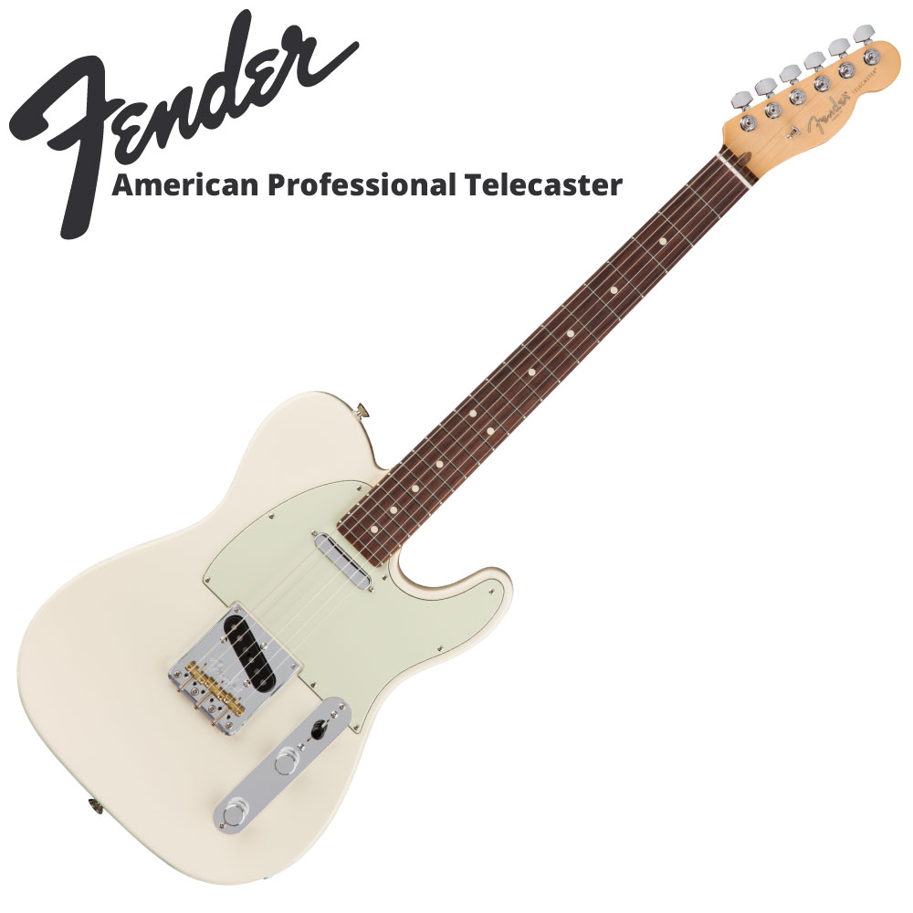 Fender American Professional Telecaster OWT RW エレキギター