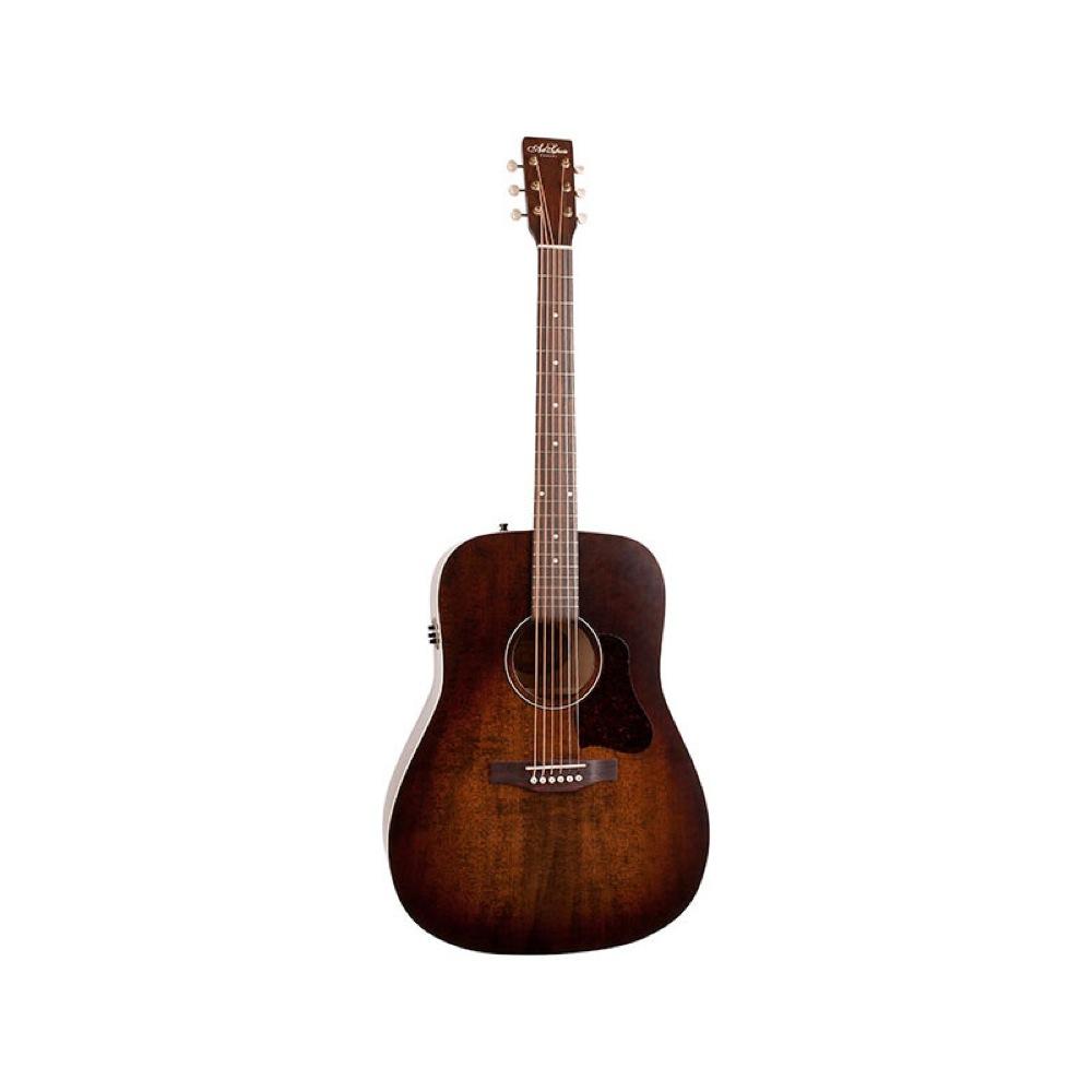 Art&Lutherie Americana Bourbon Burst Q1T エレクトリックアコースティックギター