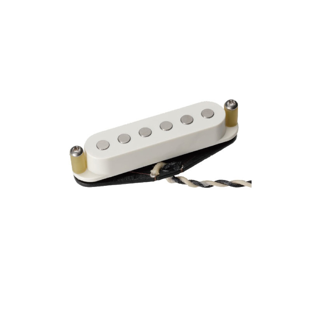 TV Jones Starwood Strat Pickup Neck Parchment White ストラトキャスター用ピックアップ
