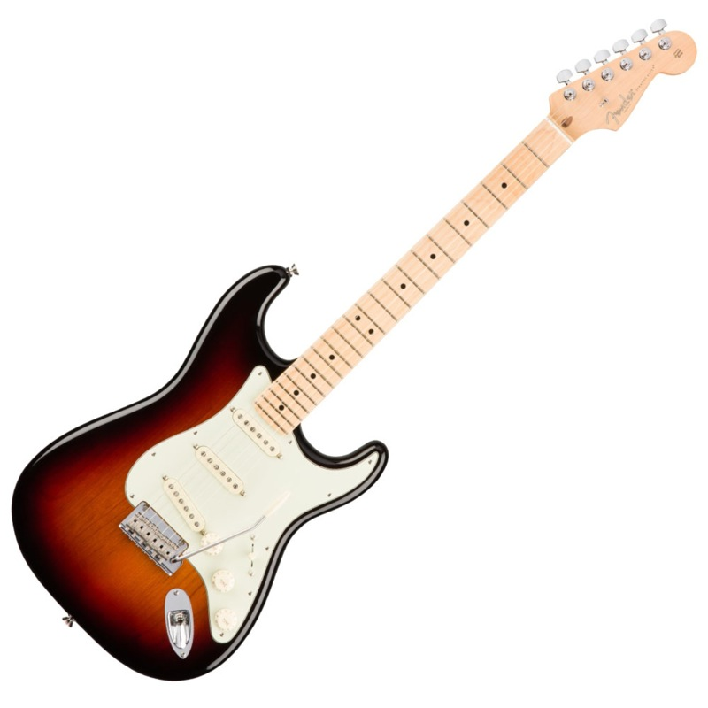 Fender American Professional Stratocaster 3TS MN エレキギター