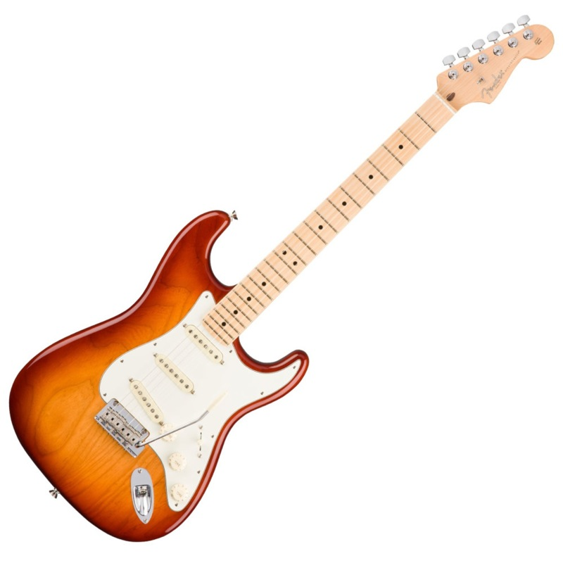Fender American Professional Stratocaster SSB MN エレキギター