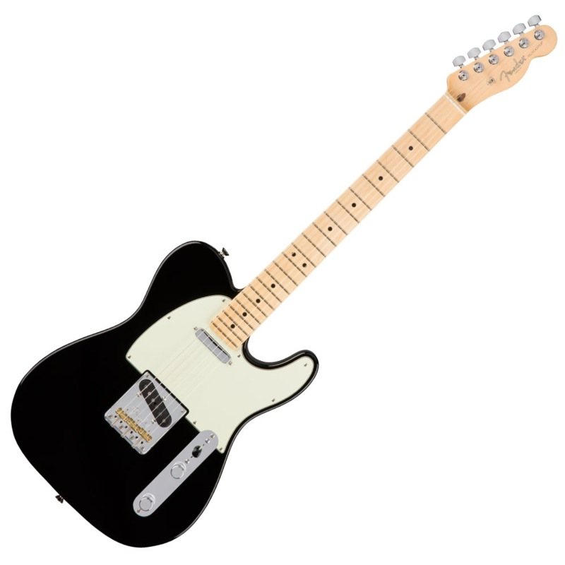 Fender American Professional Telecaster BLK MN エレキギター