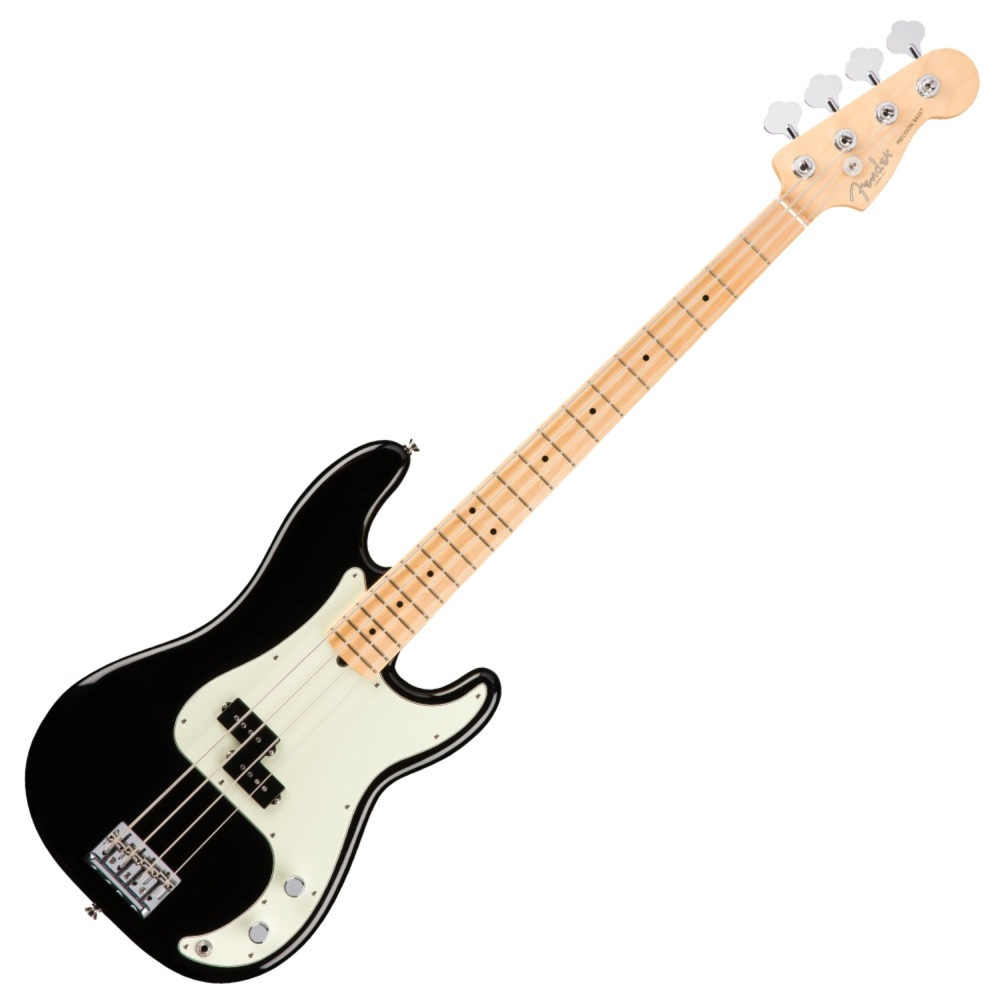 Fender American Professional Precision Bass BLK MN エレキベース