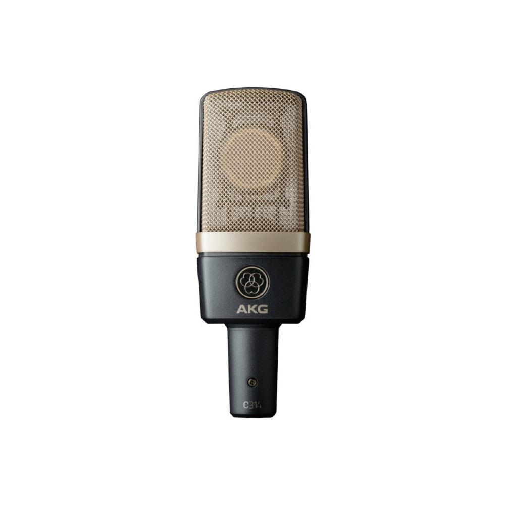 AKG C314 コンデンサーマイクロフォン