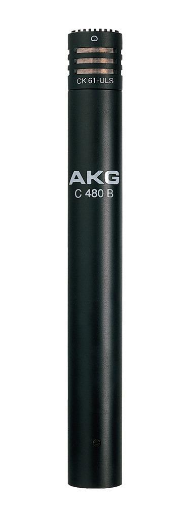AKG C480 B combo コンデンサーマイク