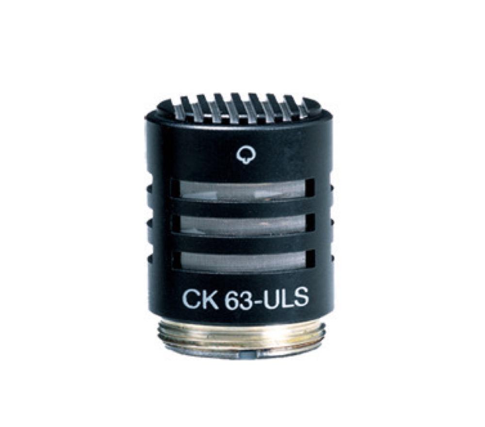 AKG CK63 ULS コンデンサーマイク用カプセル