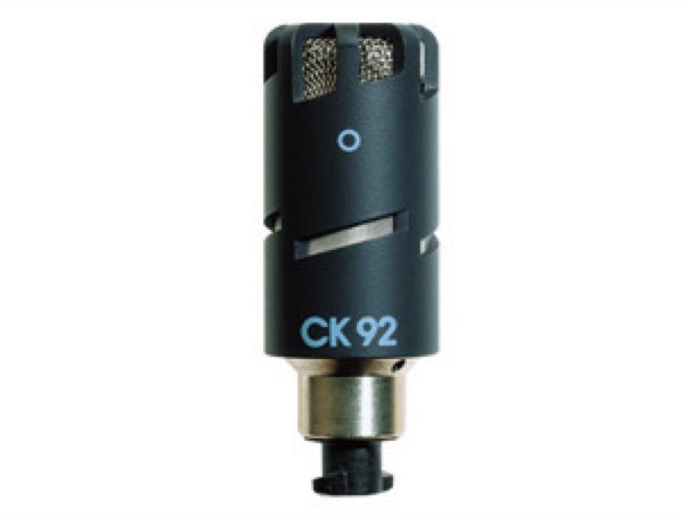 AKG CK92 コンデンサーマイク用カプセル