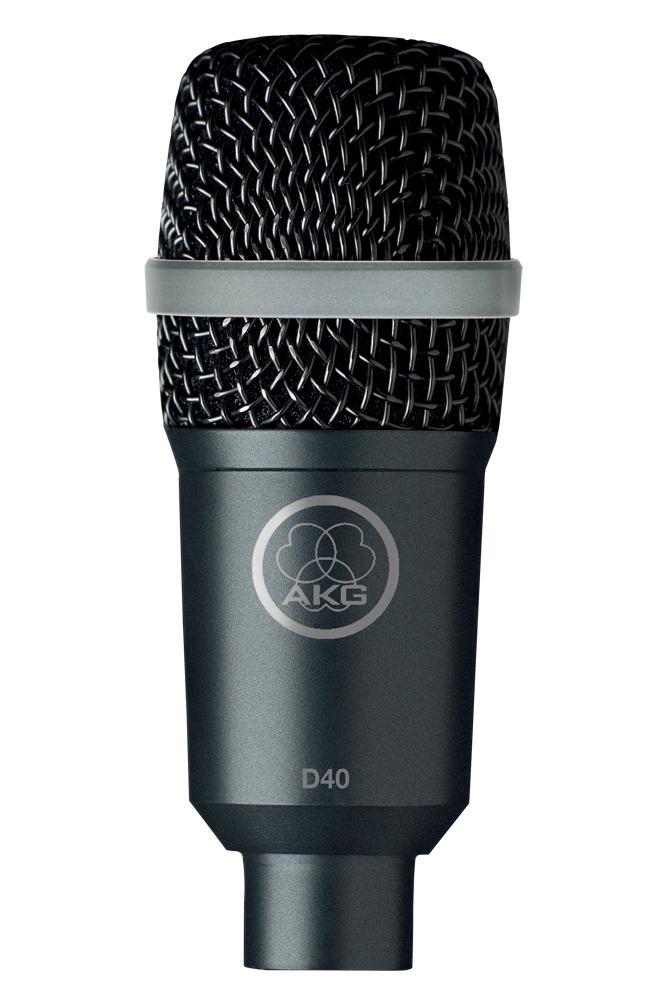 AKG D40 楽器用 ダイナミックマイク