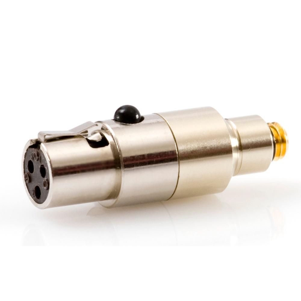 DPA DAD6017 変換アダプター MicroDot to TA-3F Switchcraft