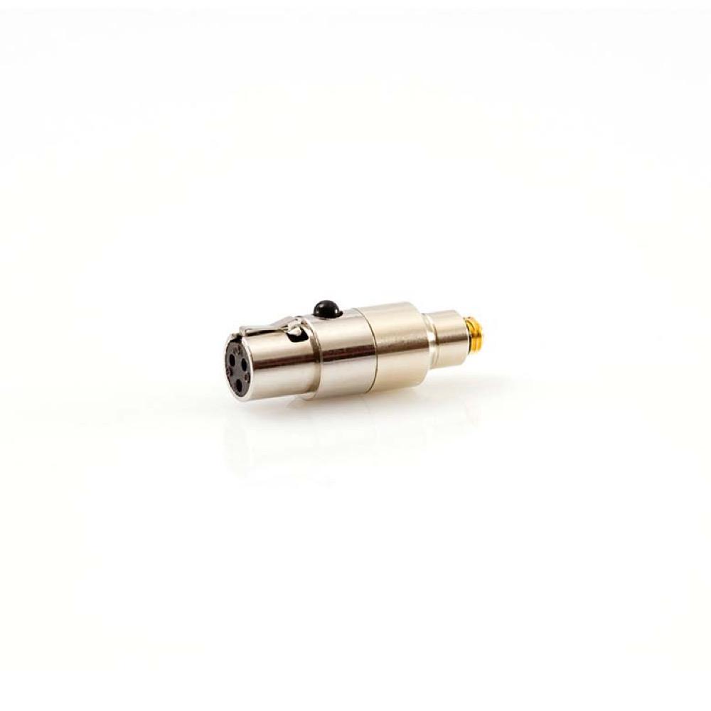 DPA DAD3052 変換アダプター MicroDot to TA-3F Switchcraft