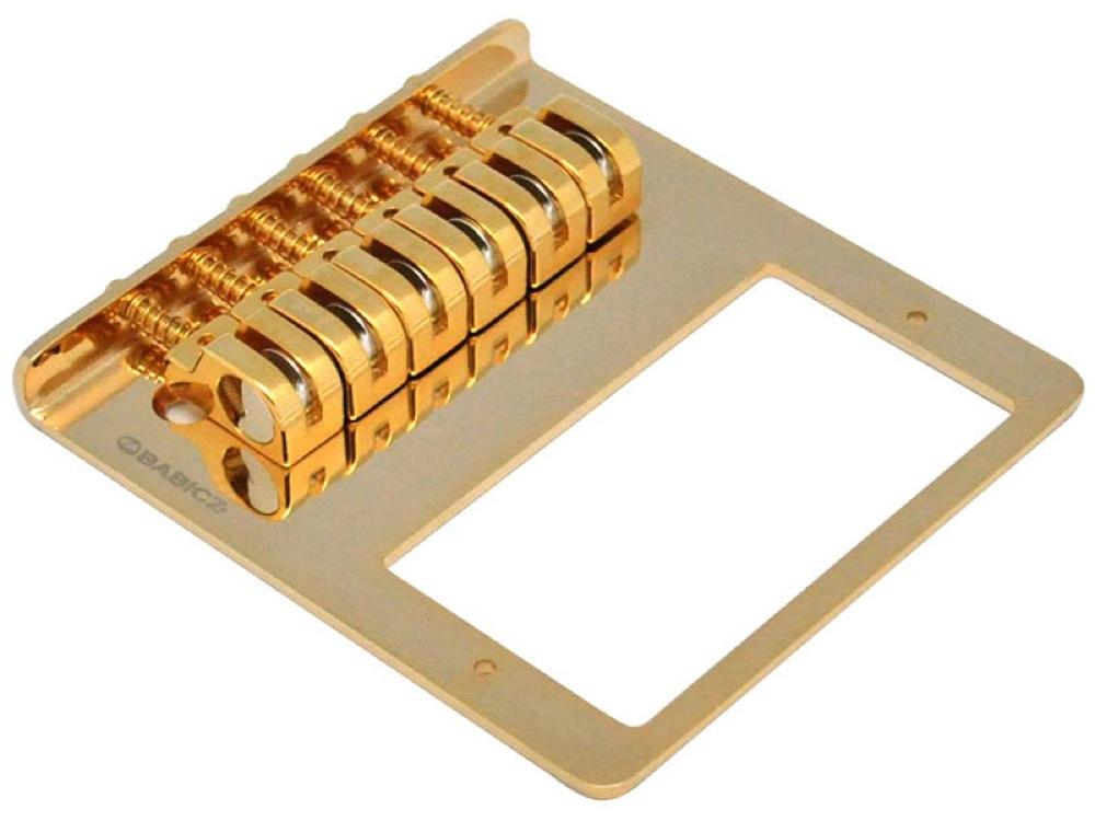 BABICZ FCH-ZTLH Gold FCH Tele Humbucker Pickup テレキャスター用ブリッジ
