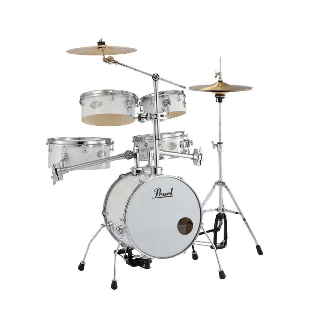 Pearl RT-645N/C #33 Rhythm Traveler Version.3S ピュアホワイト