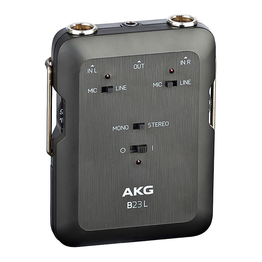 AKG B23 L ポータブル・ミキサー
