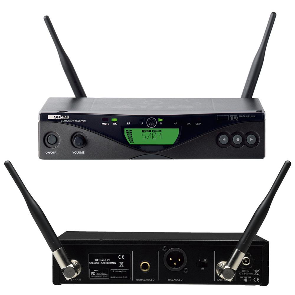 AKG SR470 ワイヤレス受信機