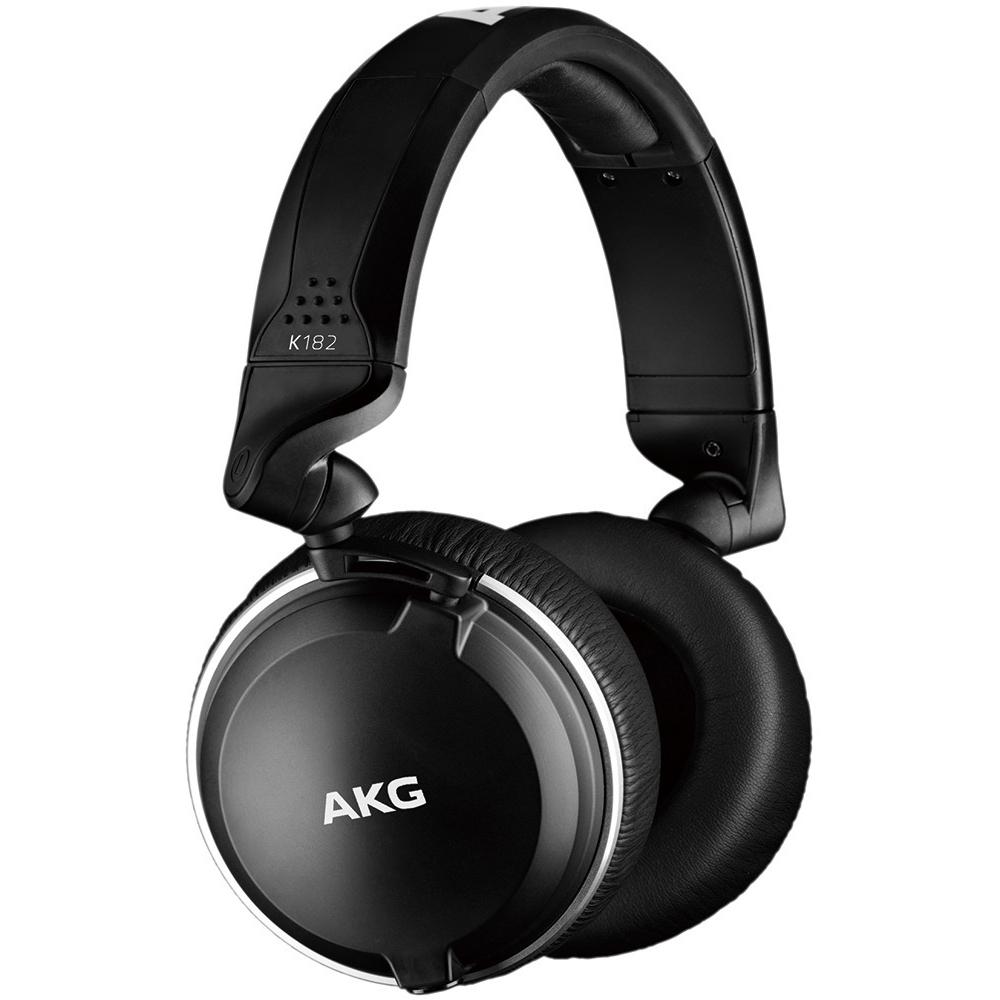 AKG K182 密閉型ヘッドホン