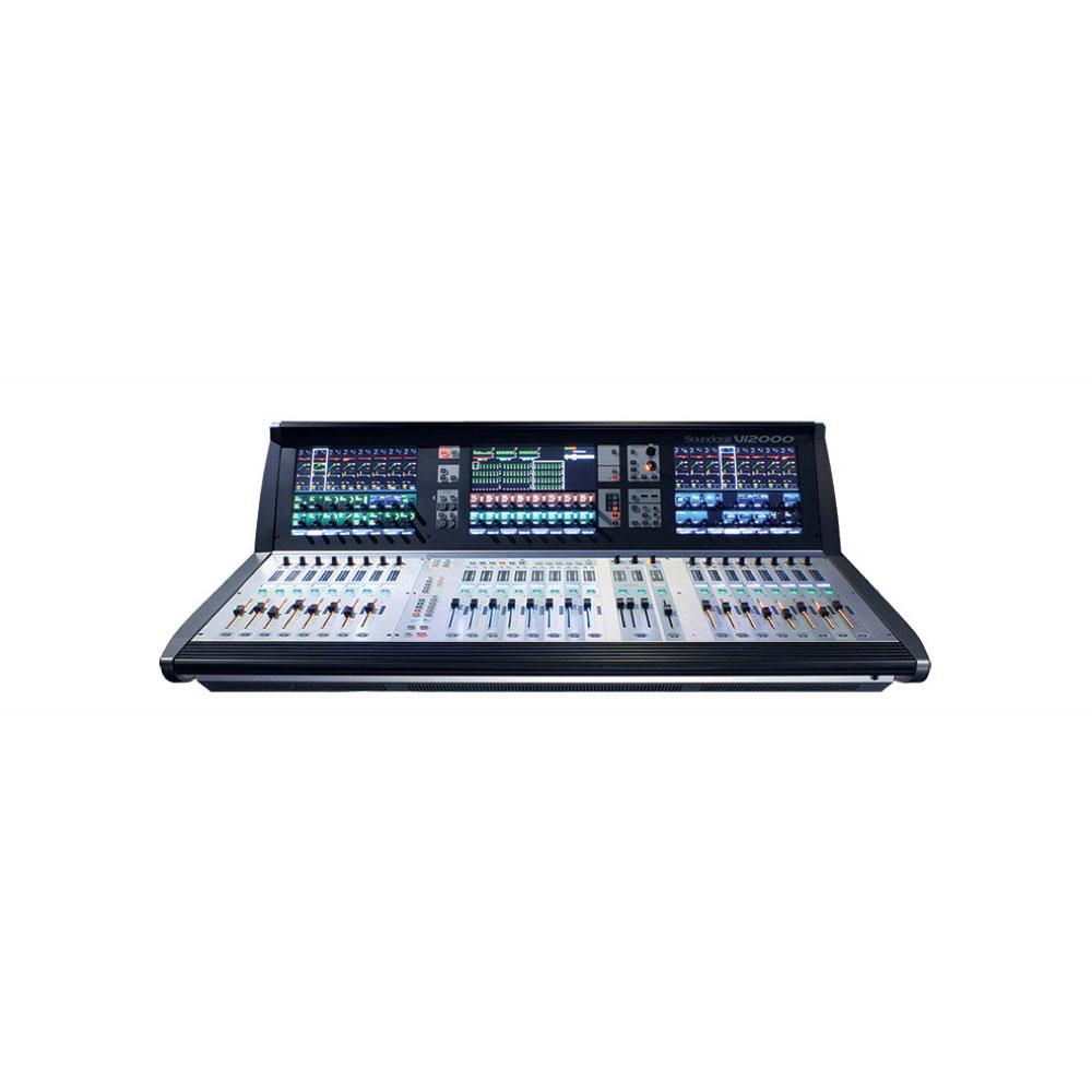 Soundcraft Vi2000 16/48 デジタルミキサー
