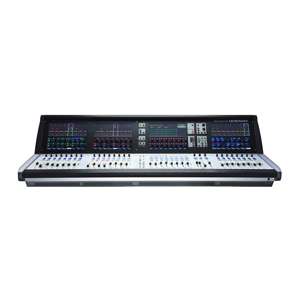 Soundcraft Vi3000 32/32 デジタルミキサー