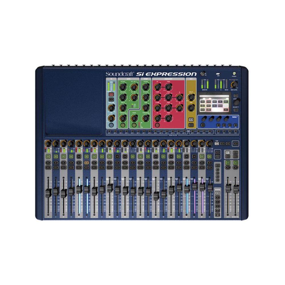 Soundcraft Si Expression 2 デジタルミキサー