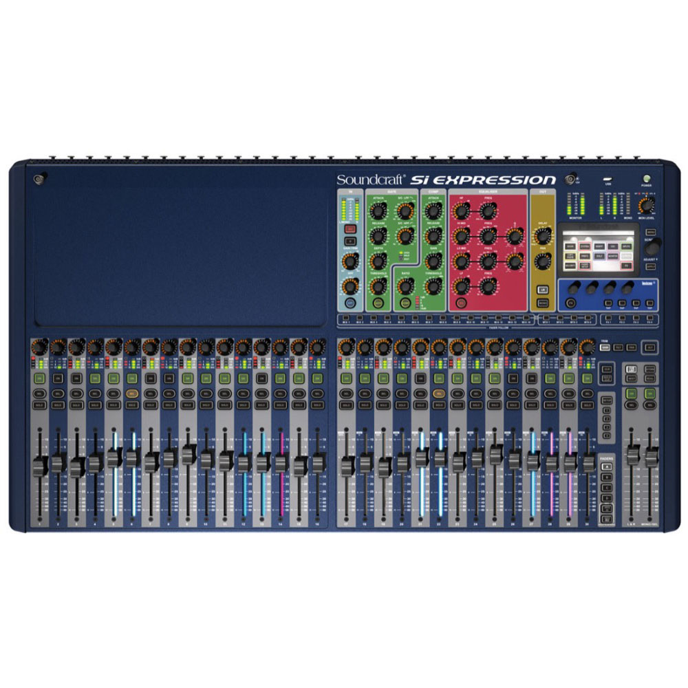 Soundcraft Si Expression 3 デジタルミキサー