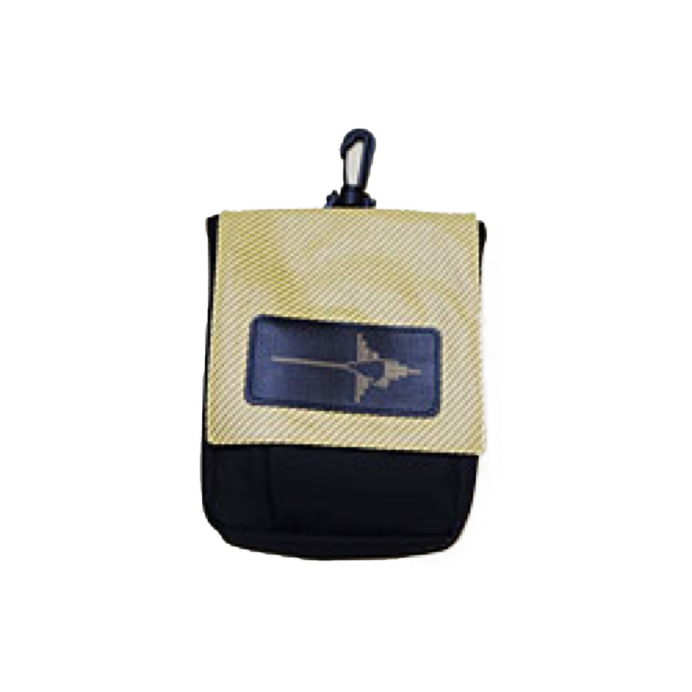 NAZCA POUCH ツイード柄 ポーチ