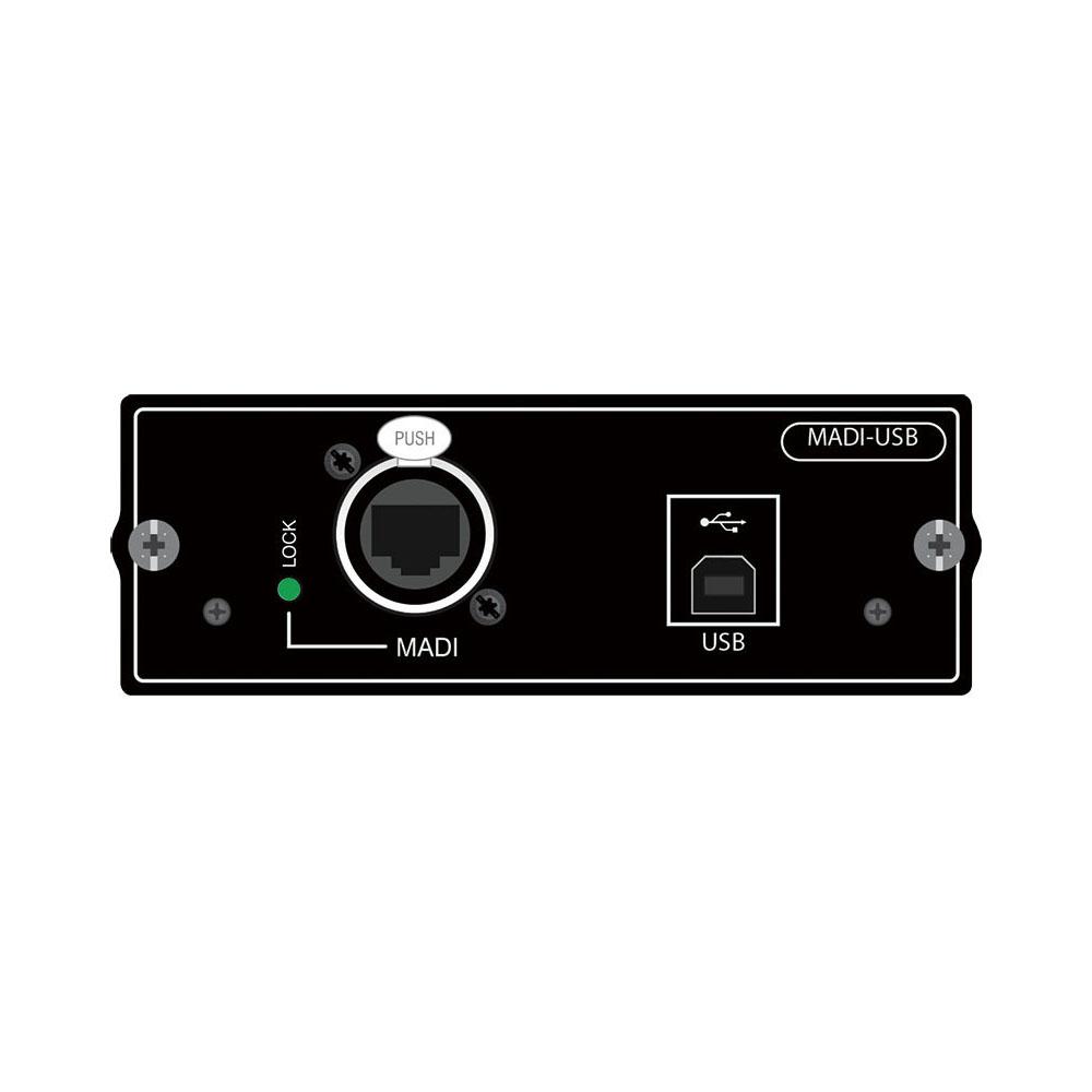 Soundcraft Si MADI-USB card オプションカード