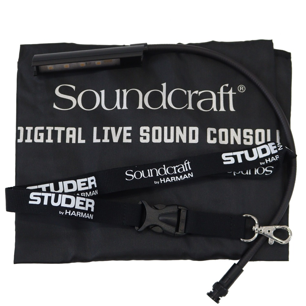 Soundcraft SIP1 SIE1 ACCESSORY KIT アクセサリーセット