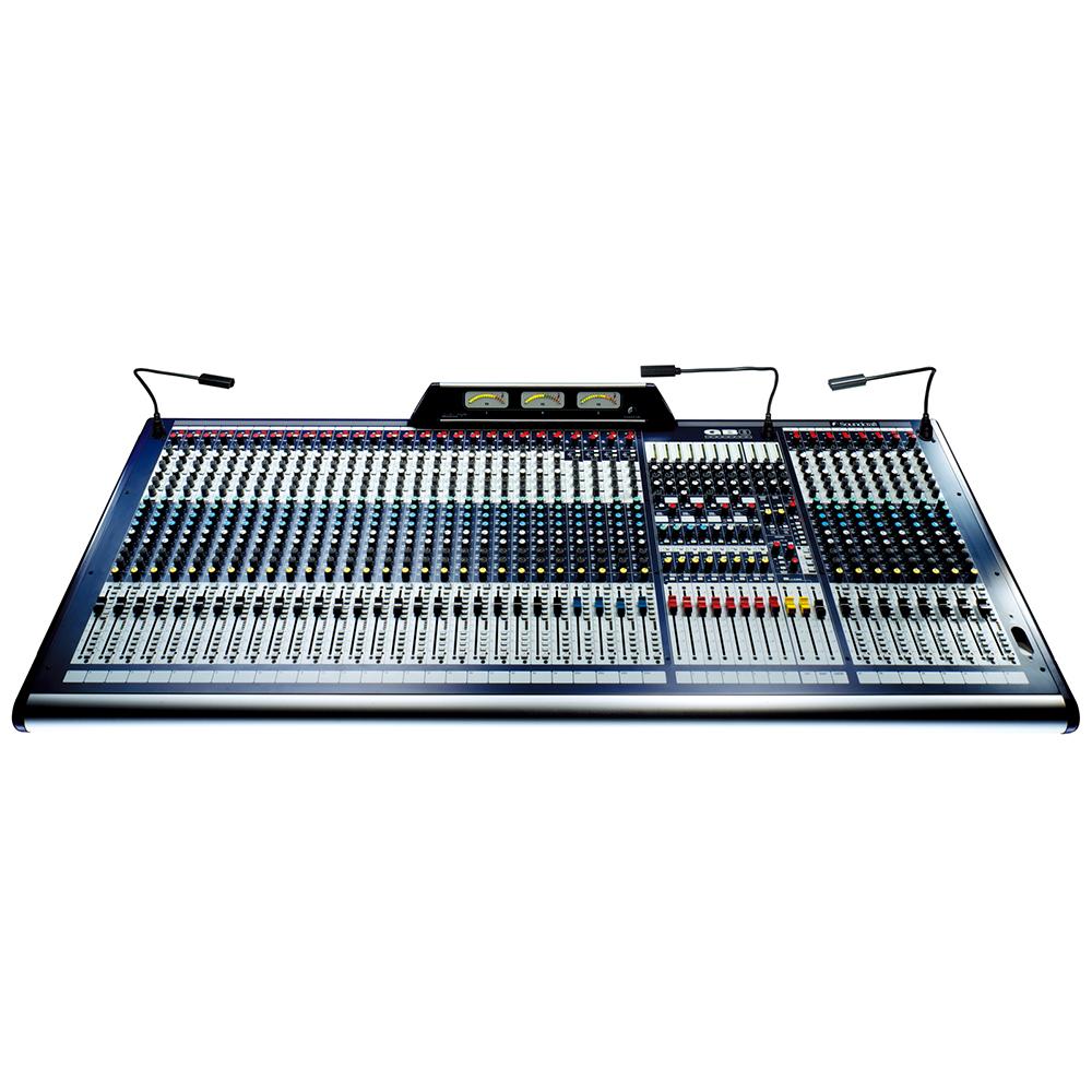 Soundcraft GB8 40ch アナログミキサー