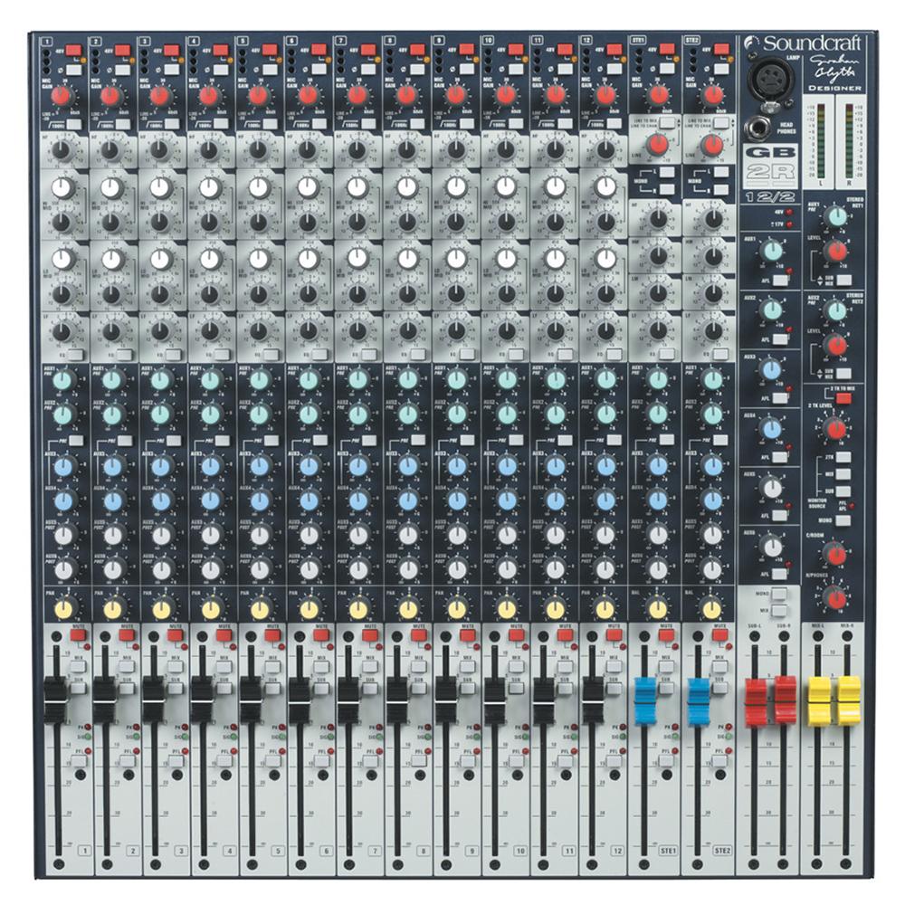Soundcraft GB2R 12/2 アナログミキサー