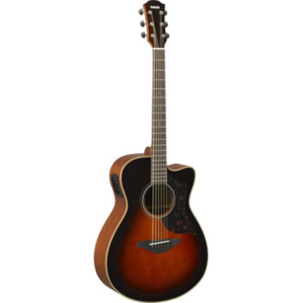 YAMAHA AC1M TBS エレクトリックアコースティックギター