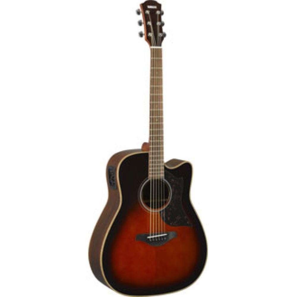 YAMAHA A1R TBS エレクトリックアコースティックギター
