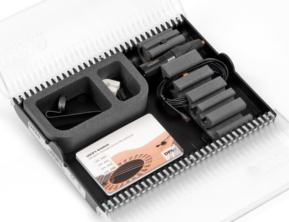 DPA LMK-SC4061-B ラベリアマイクロフォンキット
