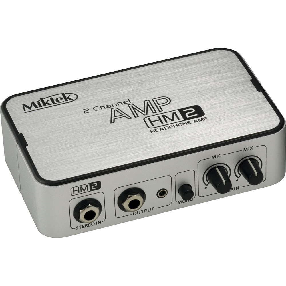 Miktek HM2 ヘッドホンアンプ